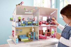Haba little friends poppenhuis speelgoed