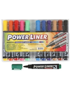 12 Power Liner stiften