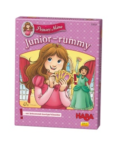 Spel 'Prinses Mina-Junior Rummy' van Haba