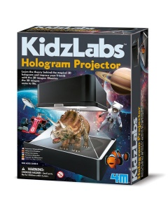 Hologram projector