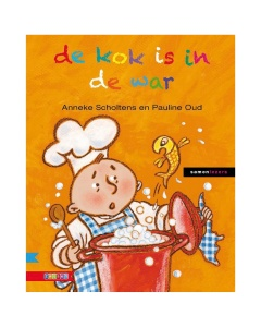 Samenleesboek 'De kok is in de war'