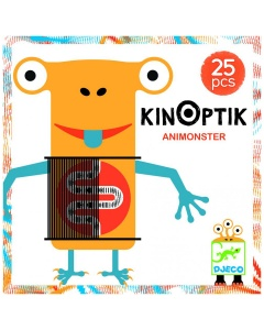 Kinoptik 'Animonsters' van Djeco