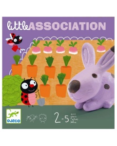 Spel 'Little association'