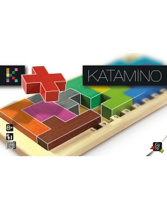 'Katamino' van 999 Games