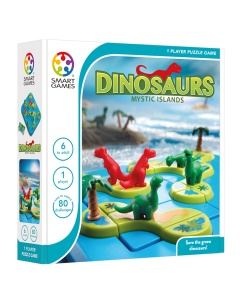 Dinosaurus Mystic Islands van Smartgames